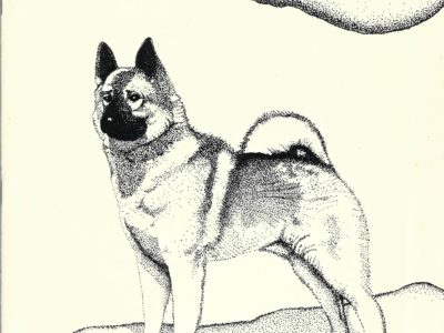 Elkhound Quarterly Spring 1988 – Marie Peterson